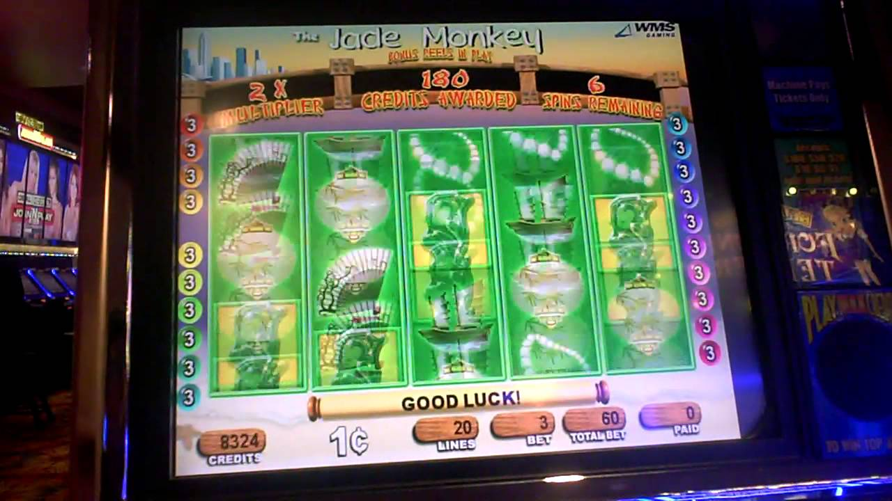 Jade Monkey Slot