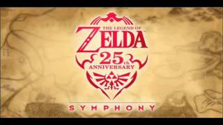 Download The Legend of Zelda 25th Anniversary Symphony:Track 3 MP3 song and Music Video