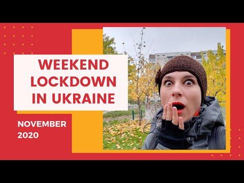 New quarantine rules in Ukraine for November 2020 - WHAT IS UKRAINE