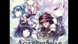 Birthday Extension: The Haunted (Record of Agarest War Zero)