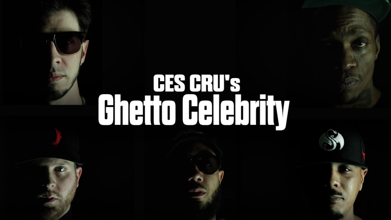 CES Cru - Ghetto Celebrity (Feat. JL, Joey Cool, & Info Gates) - OFFICIAL MUSIC VIDEO #1