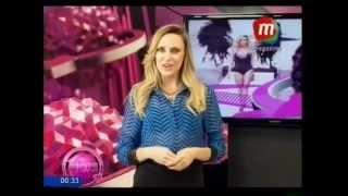 Sole Villarreal by Glamoureando en Move (Magazine TV) (07-08-2014) Thumbnail