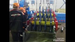 Разрывная машина для металлической стружки, дробилка. Стружкодробилка.(Дробилка, разрывная машина для металлической стружки. s-k56.ru., 2016-07-29T18:27:52.000Z)