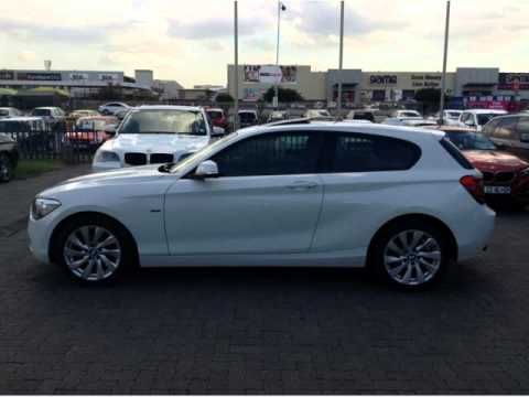 2014 BMW 1 SERIES 116I 3-DOOR SPORT Auto For Sale On Auto Trader ...