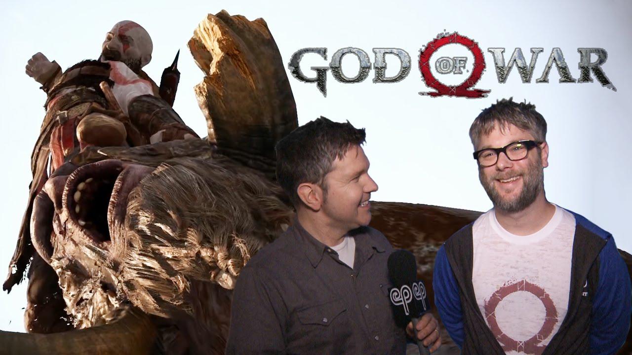 Direktor God of War PS4