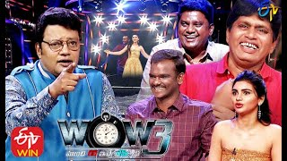 Wow 3 | 17th November 2020 | Immanuel,Varsha,Raghu,Ramesh | Full Episode | ETV Telugu