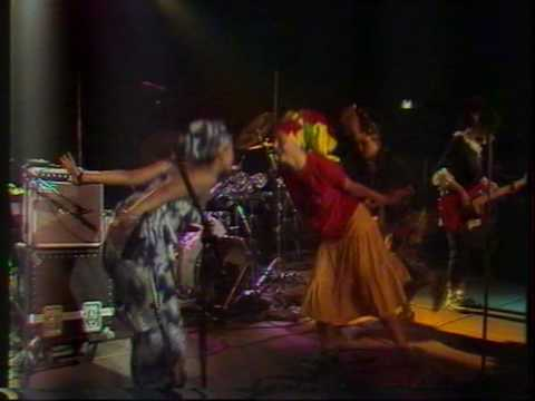 The Slits - Man Next Door - Berlin 1981