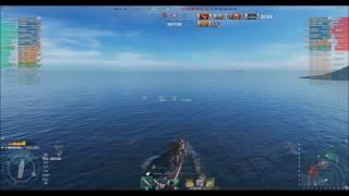 元鋼鉄艦長が乗るWoWs@駆逐艦グレミャーシチイで行くver35