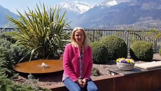 Entspannungsmeditation von Priska Pföstl Schenna Resort