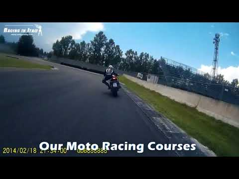 Motorcycle Racing Courses.
