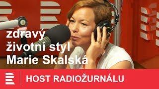Marie Skalská: Zhubnout umí každý ťulda, mistrovství je to udržet