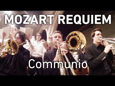 GoPro on Trombone: Communio - Mozart Requiem