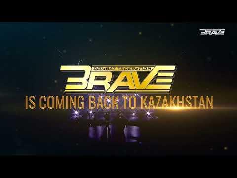 BRAVE CF 53 Kazakhstan Promo
