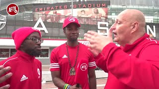 I Would Have Rathered We Sold Mkhitaryan & Kept Iwobi! Claude & Ty (Rant) | AFTV Deadline Day