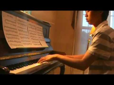 Jay Chou- Fa Ru Xue 发如雪 Piano Cover