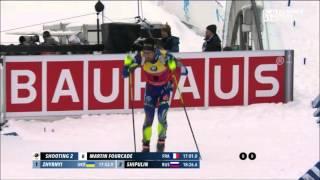 Martin Fourcade - Sprint 10KM (Oslo 2016)