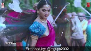 (EXTENDED) Baahubali OST - Volume 05 - Devasena | MM Keeravaani