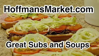 Hoffman's Market and Deli Sandwiches Thurmont Maryland