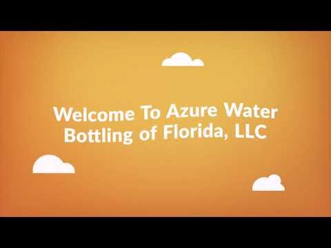 Azure Water Bottling - Bottled Water Supplier in Leesburg FL