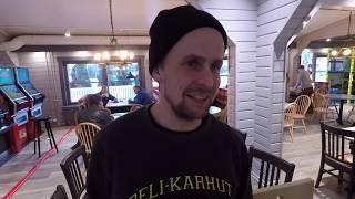 Iisalmen Sanomat & IPK VLOGI osa 4: Järvinen & Mäntylä osa1