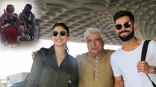 Anushka flies with Virat Kohli to Goa for Yuvraj Singh's wedding