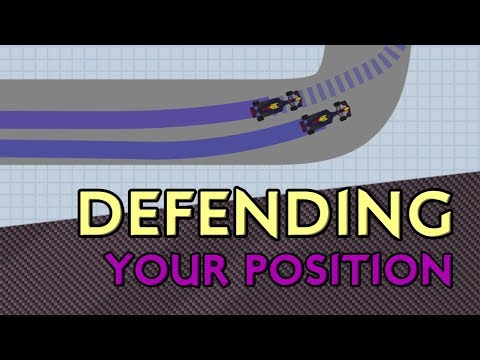 The Art of Defensive Driving - Success and failure in overtaking in Baku