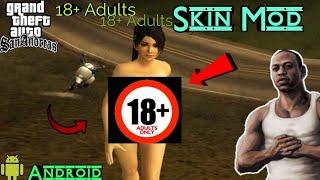 New 18+ Adults Skin Mod For Gta Sa Android   New Skin Mod   Nude Skin Mod   X Mod   Latest Cleo Mod