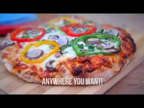 PizzaQue Portable Pizza Oven