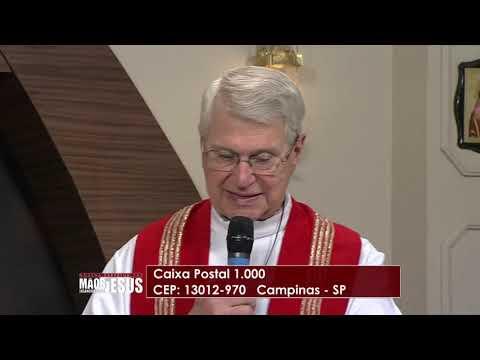 Novena Mãos Ensanguentadas de Jesus - 14/11/18 - 2º dia - A Humildade