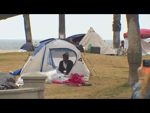 Paradise Lost: Homeless in Los Angeles
