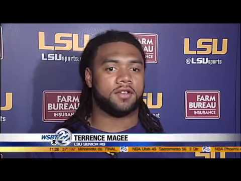 LSU fired up to face Notre Dame in Music City Bowl