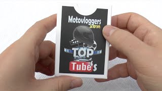 CalmBiker's Competition Winner: Motovloggers 2014 Top Tube's (MB)