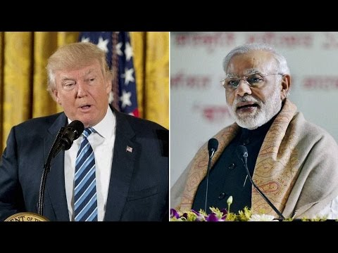 Donald Trump Set to Call  Prime Minister Narendra Modi