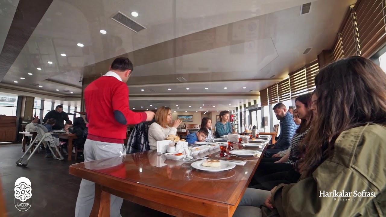 Kaytur Harikalar Sofrası Restoran Tanıtımı