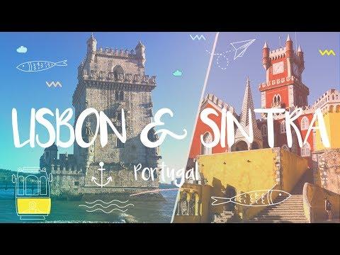 LISBON & SINTRA - MAGIC TRIP l Travel - 4K UHD