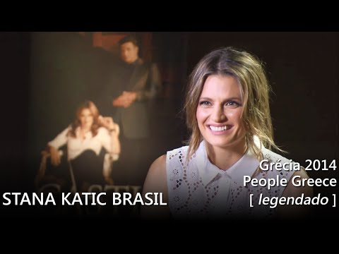 People Greece: Stana Katic - 2014 (legendado) [HD]
