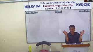 MPSC Mains Science and Technology | Dayanand Jagtap (Dy. Collector) | HVDCEC | NeoStencil