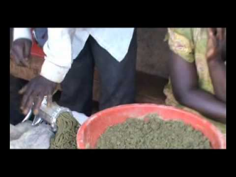 LOCAL FISH FEED FORMULATION - Pelletizing and drying
