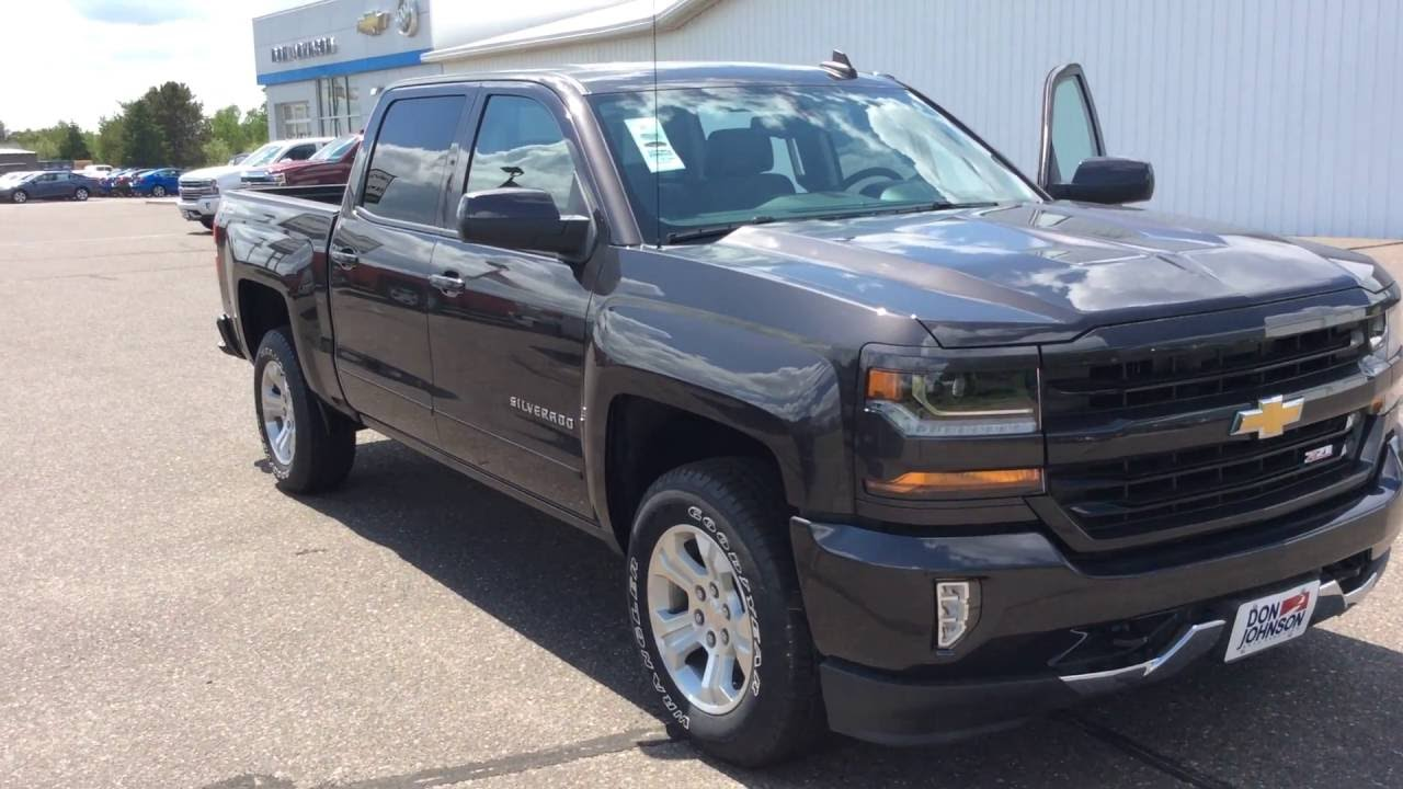 2016 chevrolet silverado tungsten lt crew cab at don for Don johnson hayward motors