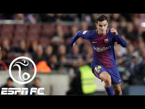 Growing pains in Lionel Messi-Philippe Coutinho relationship at Barcelona?   ESPN FC
