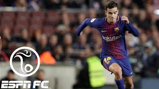 The espn fc crew breaks down barcelona's 2-1 win over alaves, with steve nicol saying lionel messi's team was lucky to win, and alejandro moreno asserting th...