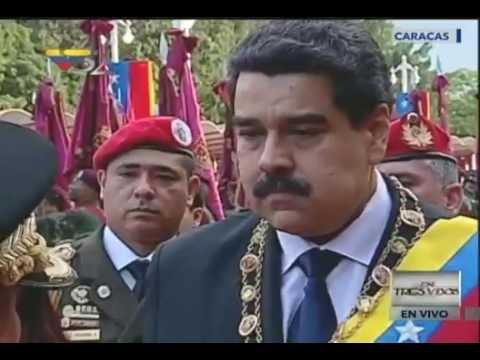 Acto completo: 79 años de la Guardia Nacional Bolivariana en Los Próceres