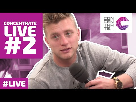 CONCENTRATE LIVE #2: Geraldine Kemper, Jan Versteegh en Yes-R