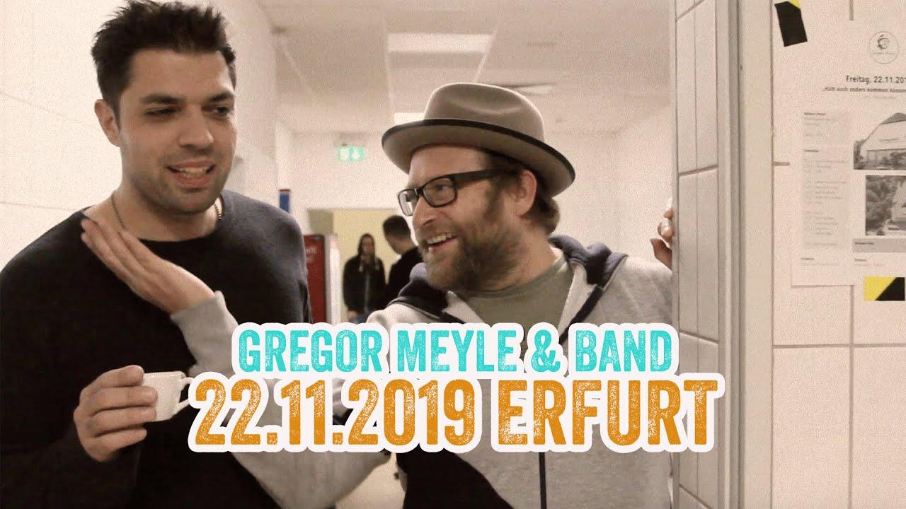 Gregor Meyle Erfurt