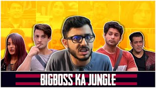 BIG BOSS BIG BOSS BIG BOSS PART 2 | CARRYMINATI