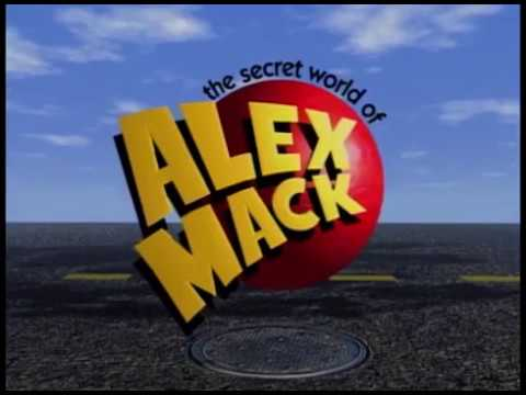 The Secret World of Alex Mack - Opening