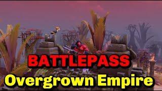 New Battle Pass Map TI9-Overgrown Empire || Dota 2