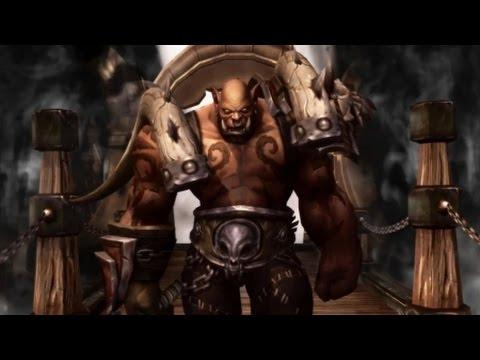 Garrosh Hellscream Throne