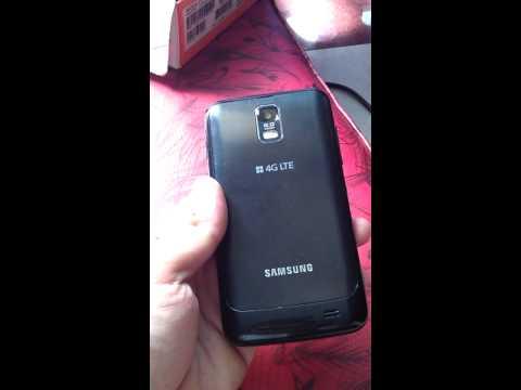 Samsung Galaxy S2 LTE - shv e110s JellyBean