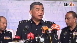 Polis siasat Maria Chin termasuk Ali Tinju